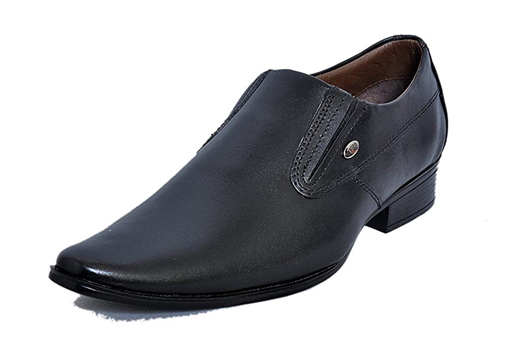 Buy Zoom Mens Genuine Leather Formal