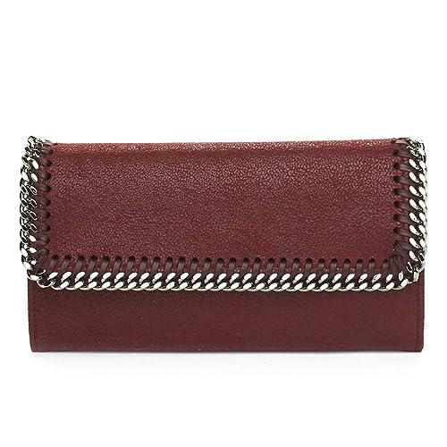 edfa0e039b Stella McCartney Falabella Shaggy Deer Continental Flap Wallet  Stella  McCartney  Amazon.co.uk  Shoes   Bags
