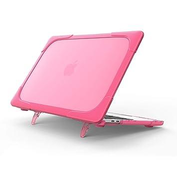 ProCase Carcasa Transparente con Soporte para MacBook Air 13 ...