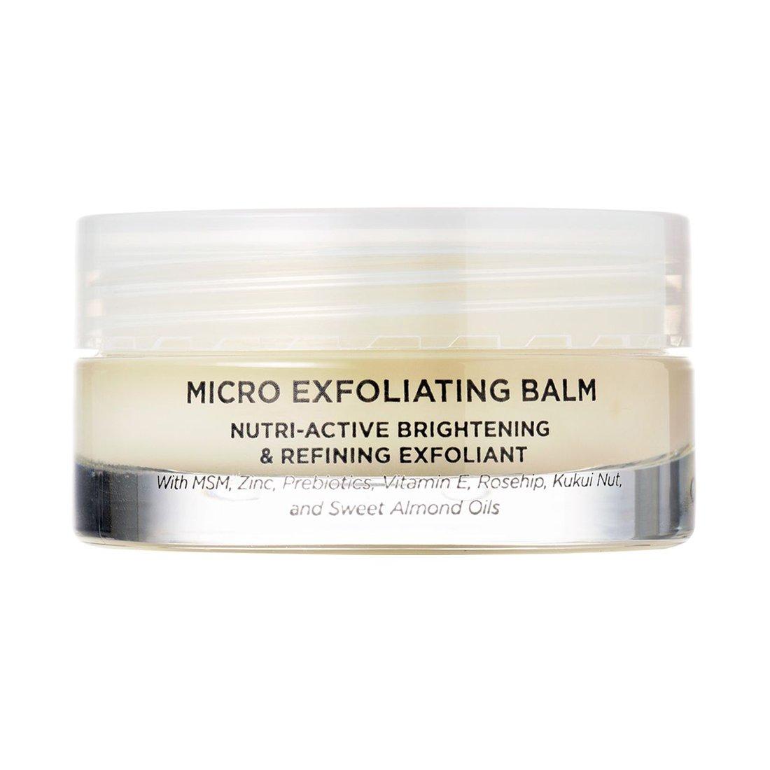 Micro Exfoliating Balm - Nutri-Active Nourishing & Refining Facial Polish (50ml). Winner of 4 awards, including Best Facial Scrub - Tatler Beauty Awards 2012. by Oskia