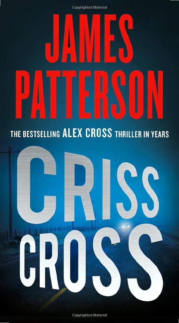 Criss Cross: 25 (Alex Cross Novels)