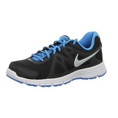 save off 5cdc3 8300e Nike Revolution 2 MSL, Chaussures de course pour homme - Noir - Noir, 47