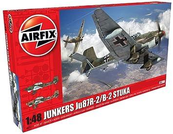 Airfix JU87B-2/R-2 A07115 Junkers - Modelos: Amazon.es ...