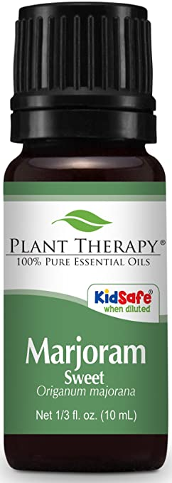 Plant Therapy Sweet Marjoram Essential Oil