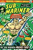 img - for Sub-Mariner #63