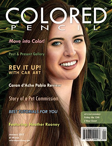 Download PDF COLORED PENCIL Magazine - January 2017