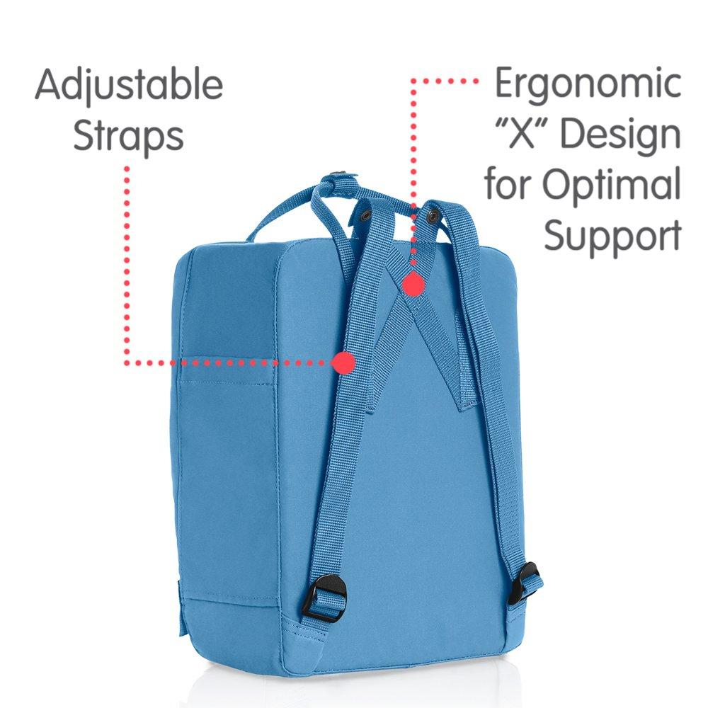 cfaba3819e791a Amazon.com  Fjallraven - Kanken Classic Backpack for Everyday