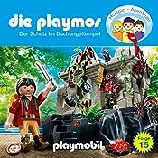 Der Schatz im Dschungeltempel (Die Playmos 15) | Simon X. Rost, Florian Fickel