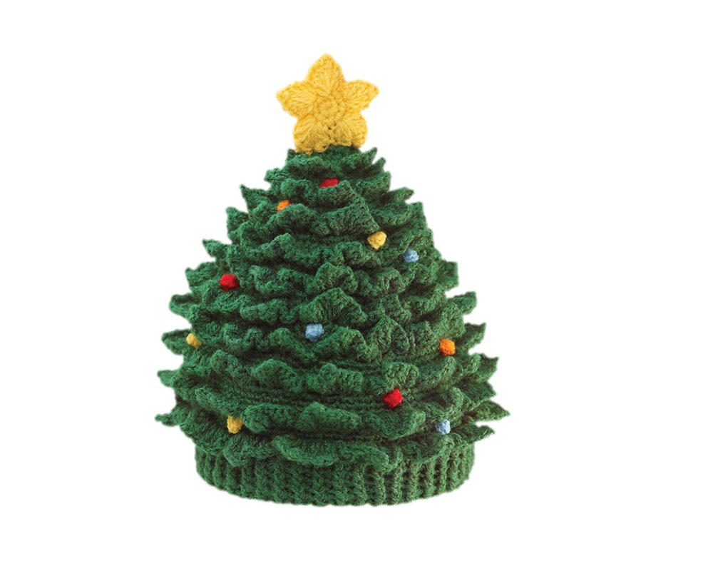 Amazon.com : Christmas Tree Baby Hat DL2360 (LG) : Infant And ...