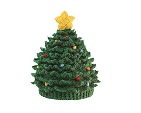 Amazon Com Christmas Tree Baby Hat Dl2360 Lg Infant And