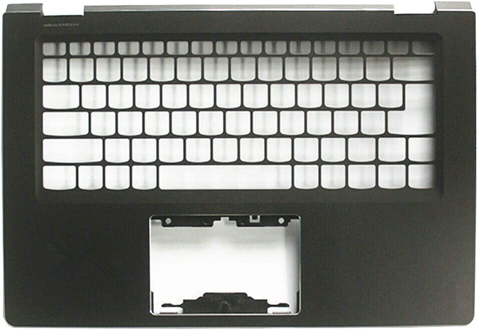 MAXROB Replacement Base Cover for Lenovo Yoga 710-14 510-14AST 510-14IKB 510-14ISK TOP Upper Case Cover 310s 510s-14ISK 710s-13
