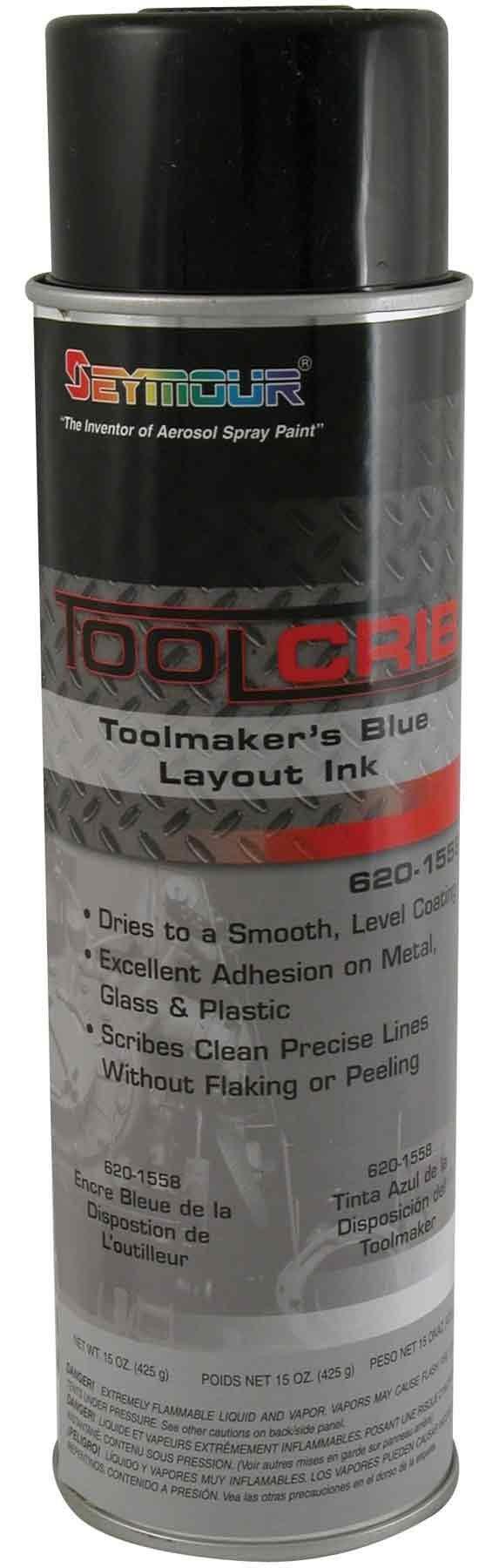 Seymour 620-1558 Toolmaker's Blue Layout Ink