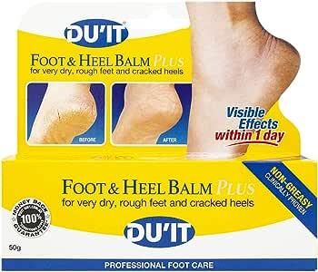DU'IT Foot & Heel Balm Plus foot cream 50g