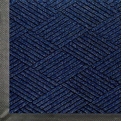 """Andersen WaterHog Eco Premier PET Polyester Fiber Entrance Indoor/Outdoor Floor Mat, SBR Rubber Backing, 3/8"""" Thick"""