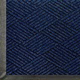Andersen 2295 WaterHog Eco Premier PET Polyester Fiber Entrance Indoor/Outdoor Floor Mat, SBR Rubber Backing, 8.4' Length x 3' Width, 3/8