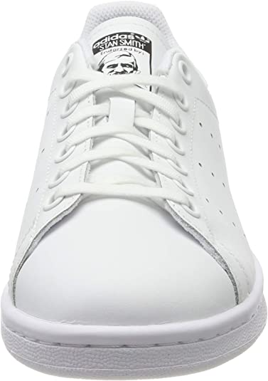 adidas Stan Smith J, Chaussures de Gymnastique Mixte Enfant
