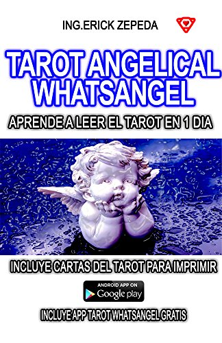 tarot-angelical-whatsangel-aprende-a-leer-el-tarot-en-1-dia-spanish-edition