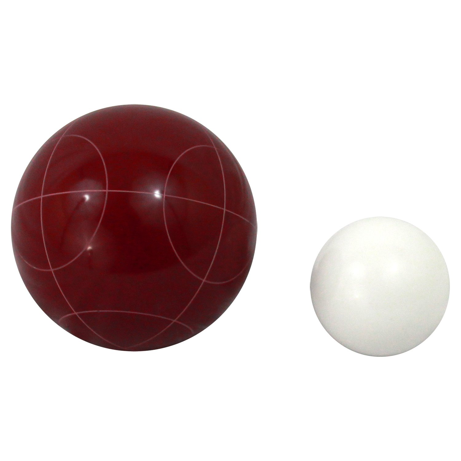 Amazon Baden Champions Bocce Ball Set 90mm with Carry Case