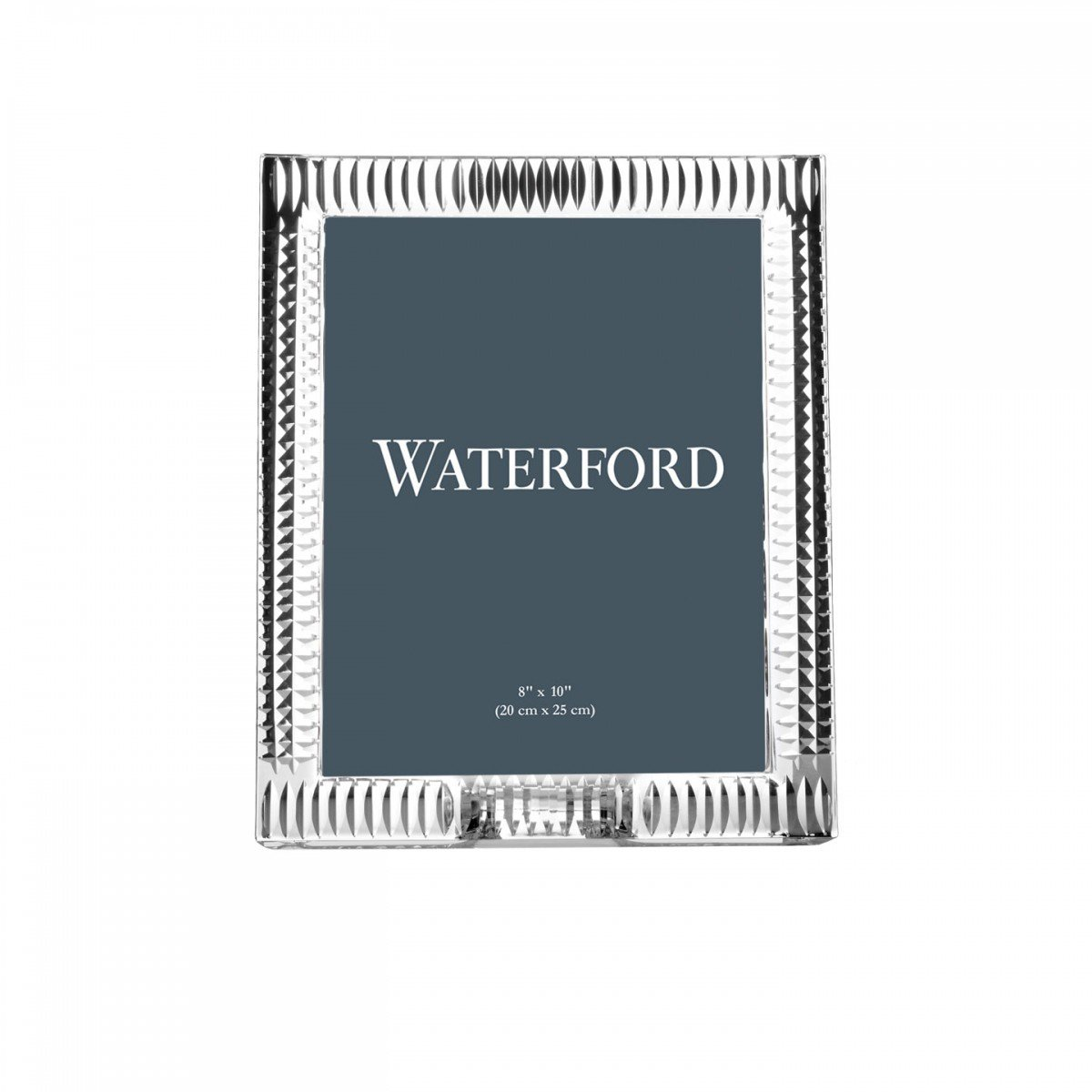 Waterford Lismore Diamond 8x10 Frame