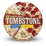 Tombstone, Half & Half, Half Cheese & Half Pepperoni, 20.6 oz. (12 count)