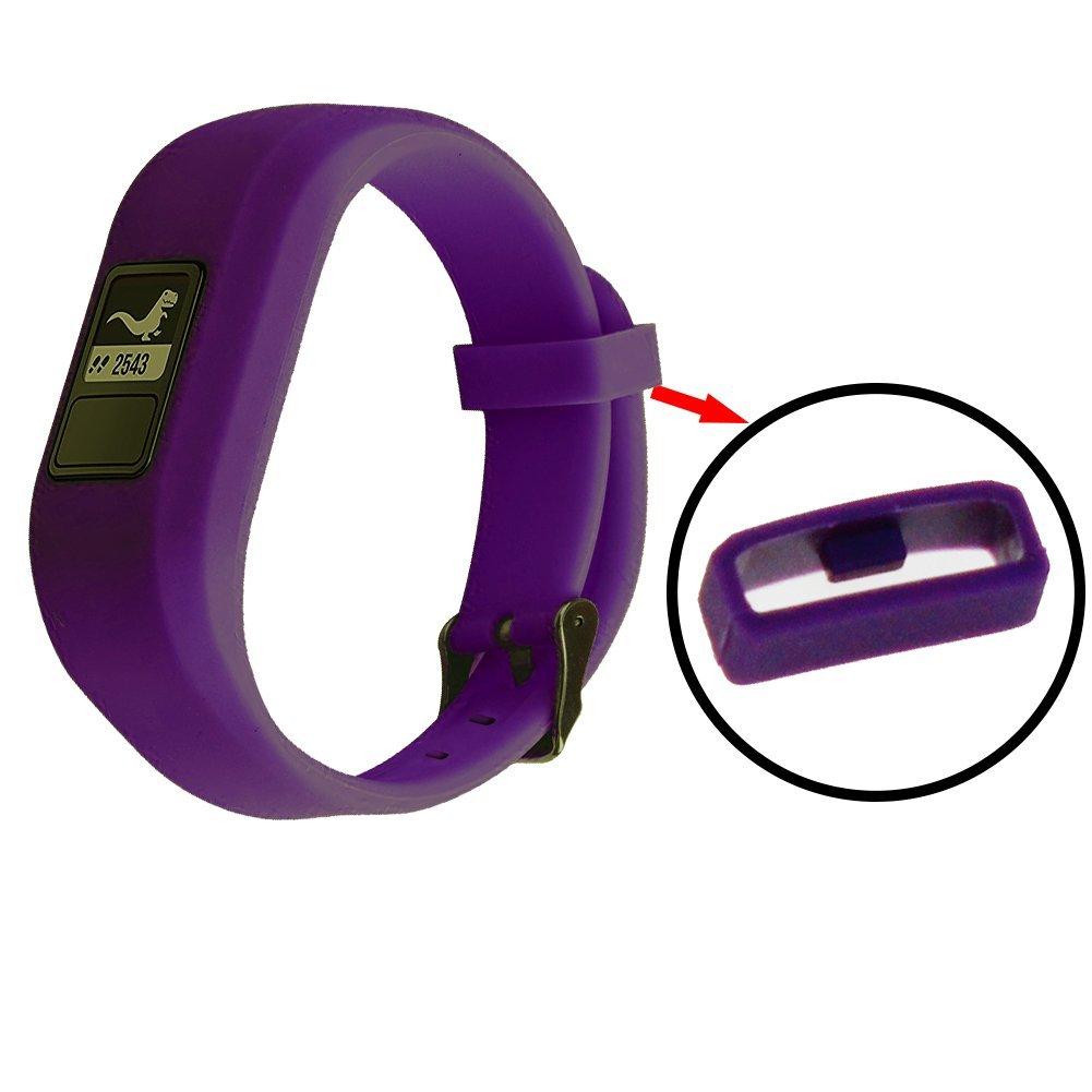 2-HMJ Band Colorf... Band Compatible for Garmin Vivofit 3 Vivofit JR Vivofit JR