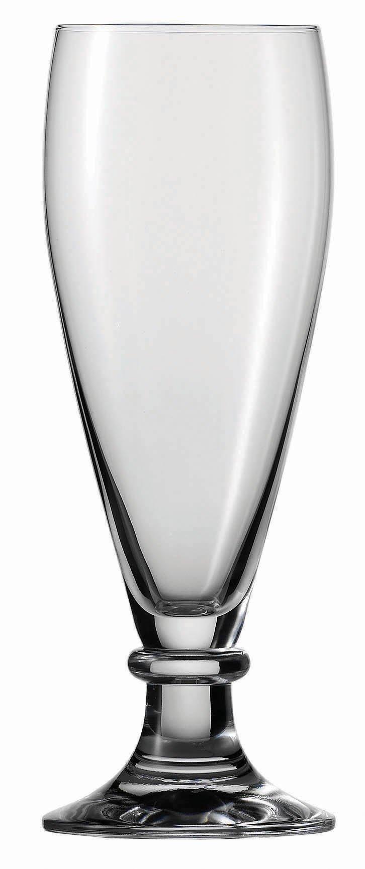 Schott Zwiesel Tritan Crystal Glass Brussels Pilsner 13-1/2-Ounce, Set of 6