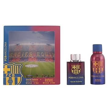 FC BARCELONA Coffret Cadeau Homme Eau de Toilette 100 ml + Déodorant 150 ml e8947143718