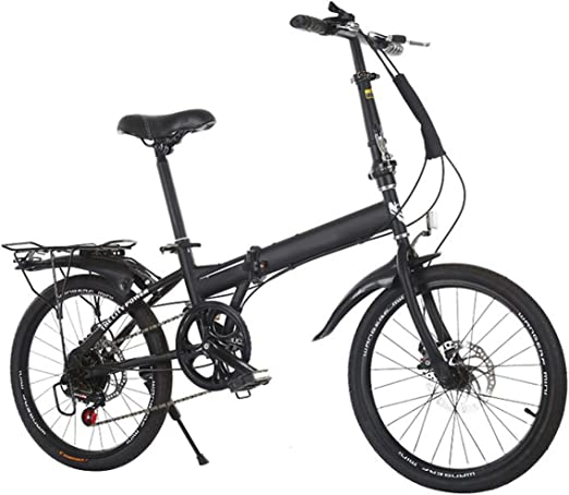 YOUSR Bicicleta Plegable, Grande para Ciudad REIT Y Péndulo, con ...