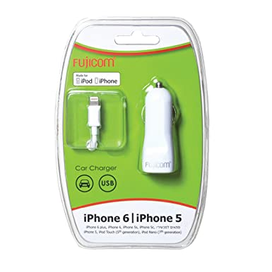 iPhone 6,5 Cargador de coche adaptador para iPhone 6/6S, 5 ...
