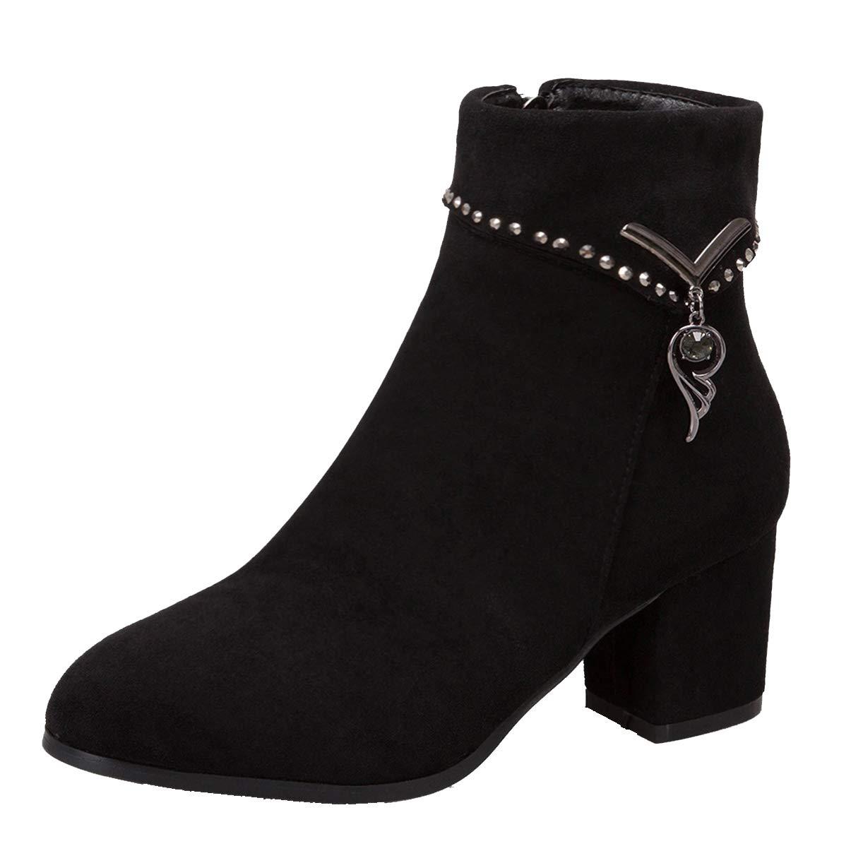 JYshoes Noir , Bottes Femme Classiques Femme Classiques Noir ae88b70 - piero.space