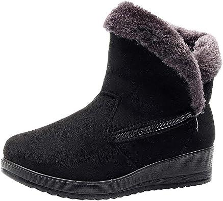 Amazon.com   Womens Warm Snow Ankle