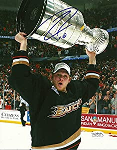Corey Perry Hand Signed 8x10 Photo - JSA Certified Soa Stanley Cup Anaheim Ducks Nhl