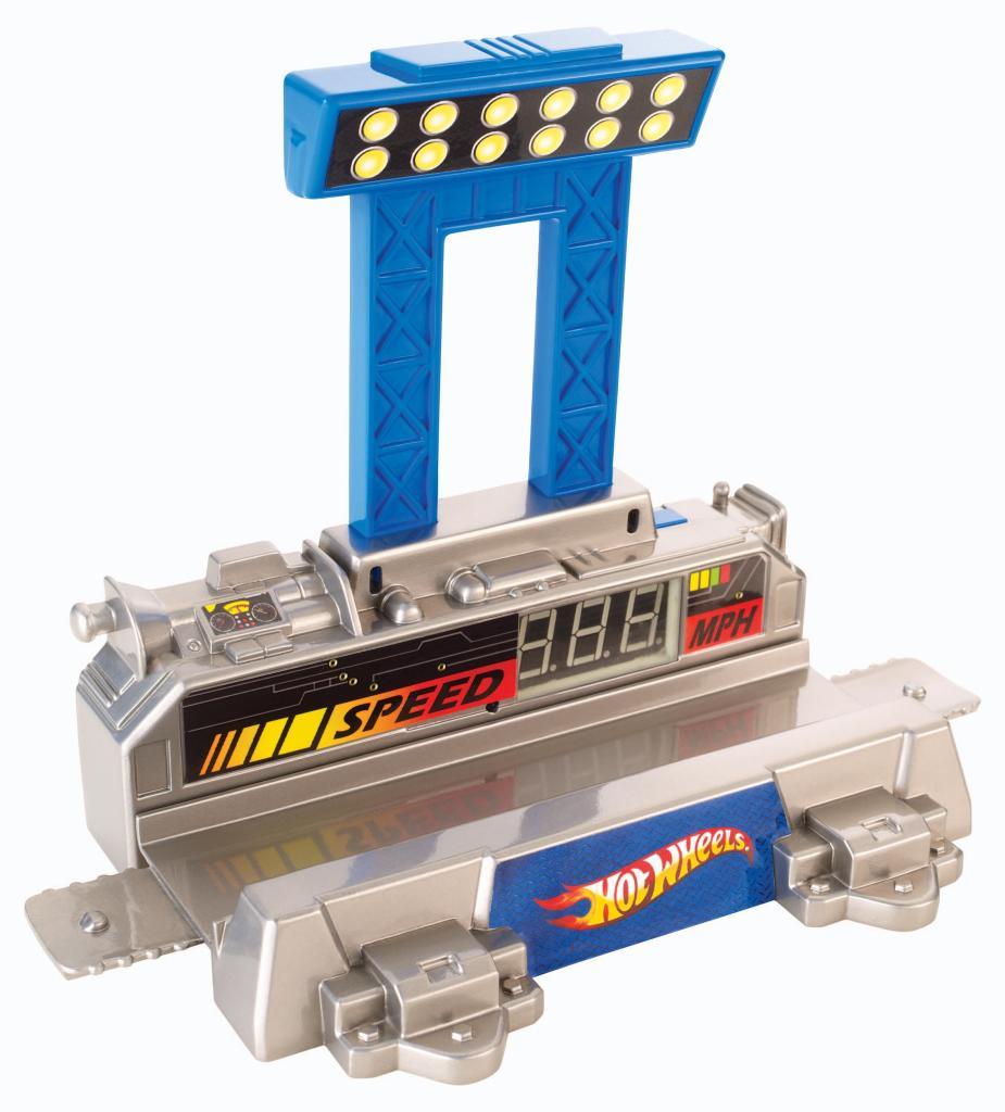 Amazon.com: Hot Wheels Track Builder Digital Speedometer