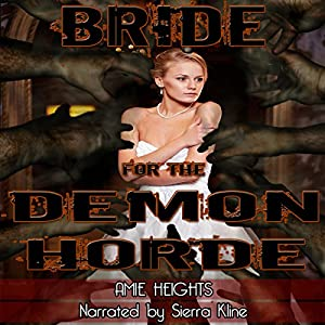 Bride for the Demon Horde Audiobook