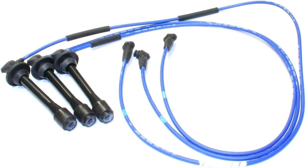 NGK TE66 4412 Spark Plug Wire Set