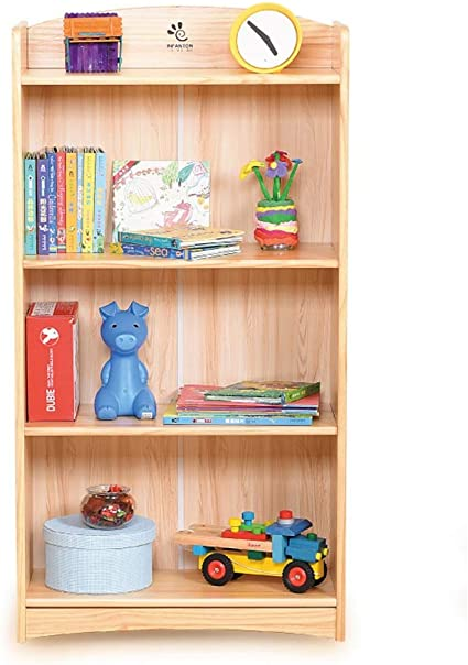 Xyanzi librería infantil Niños de Madera Estante de Libros ...