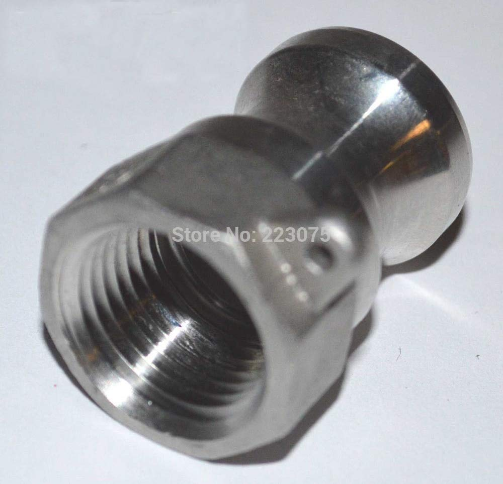 Maslin SS304 Stainless Steel CAM Lock CAMLOCK Type A Groove Adapter Male to 4'' NPT Female