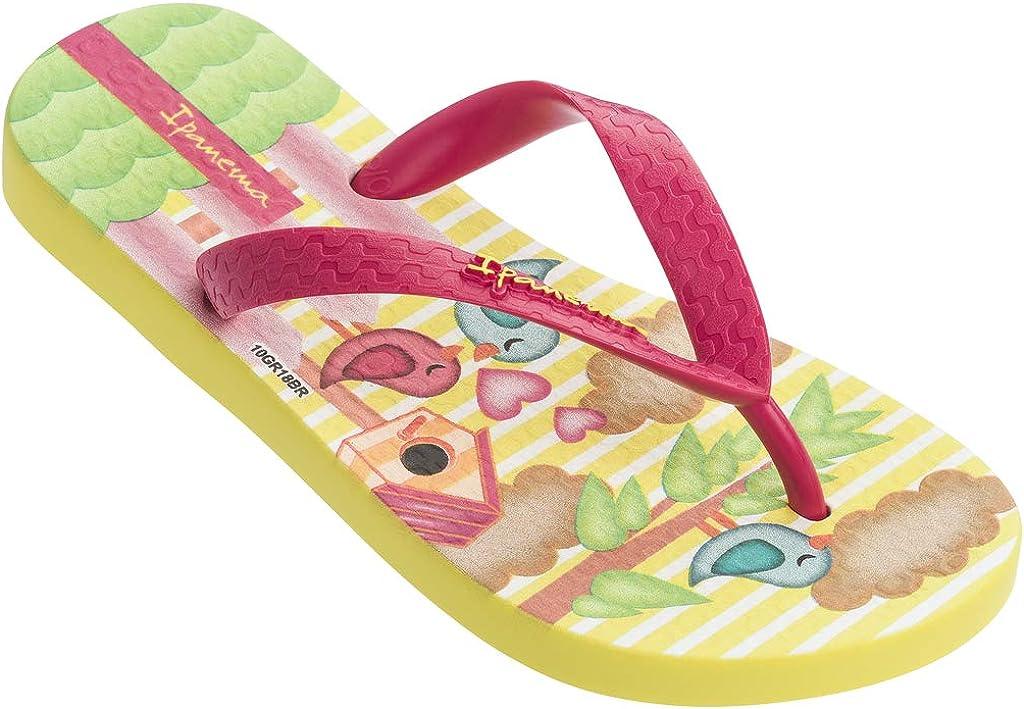 Ipanema Flip Flops Brazil Kids