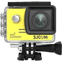 SJCAM SJ5000X Elite Wi-Fi 4K Aksiyon Kamerası-Sarı