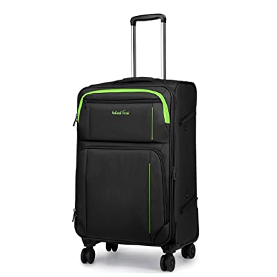 Windtook Luggage 20/24 Inch Expandable Spinner Suitcase