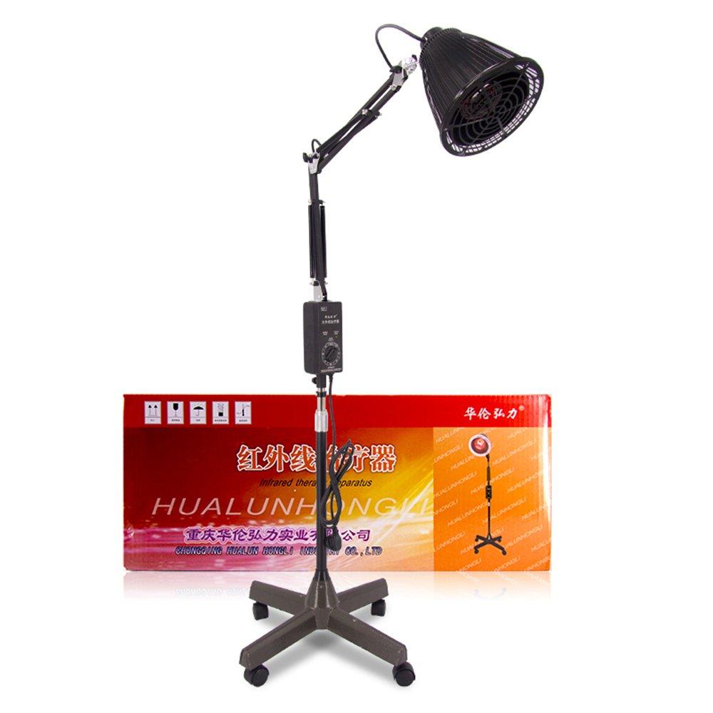 ZHIRONG 遠赤外線理学療法ライト、家庭用多機能電磁波TDPランプ、慢性関節リウマチ、腰痛治療装置電気ランプ、 B07F7QDG8G