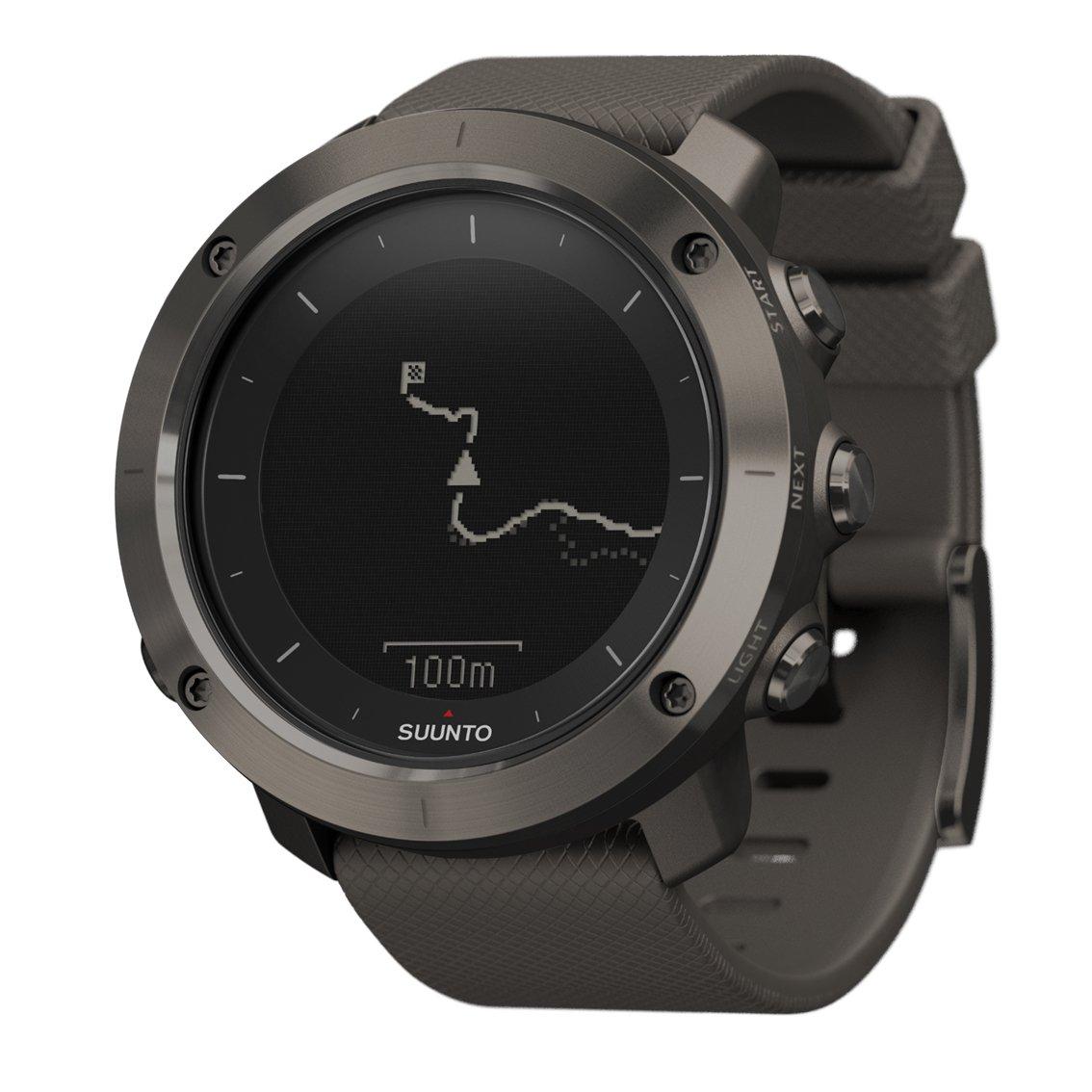 SUUNTO TRAVERSE (スント トラバース) スマートウォッチ GPS 登山 気圧計 [日本正規品] B017O0XHJ4 グラファイト グラファイト
