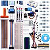 For Raspberry Pi 3 Kuman Starter projects Kit with a lcd screen remote GPIO Servo Motor jump wires DIY Temperature Humidity Sensor BMP180 Barometric Pressure 8 level conversion module Analog To Digital Converter For kids K71