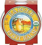 Badger Foot Balm, Peppermint & Tea Tree - 2 oz