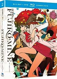 Lupin the Third: The Woman Called Fujiko Mine (Blu-ray/DVD Combo)