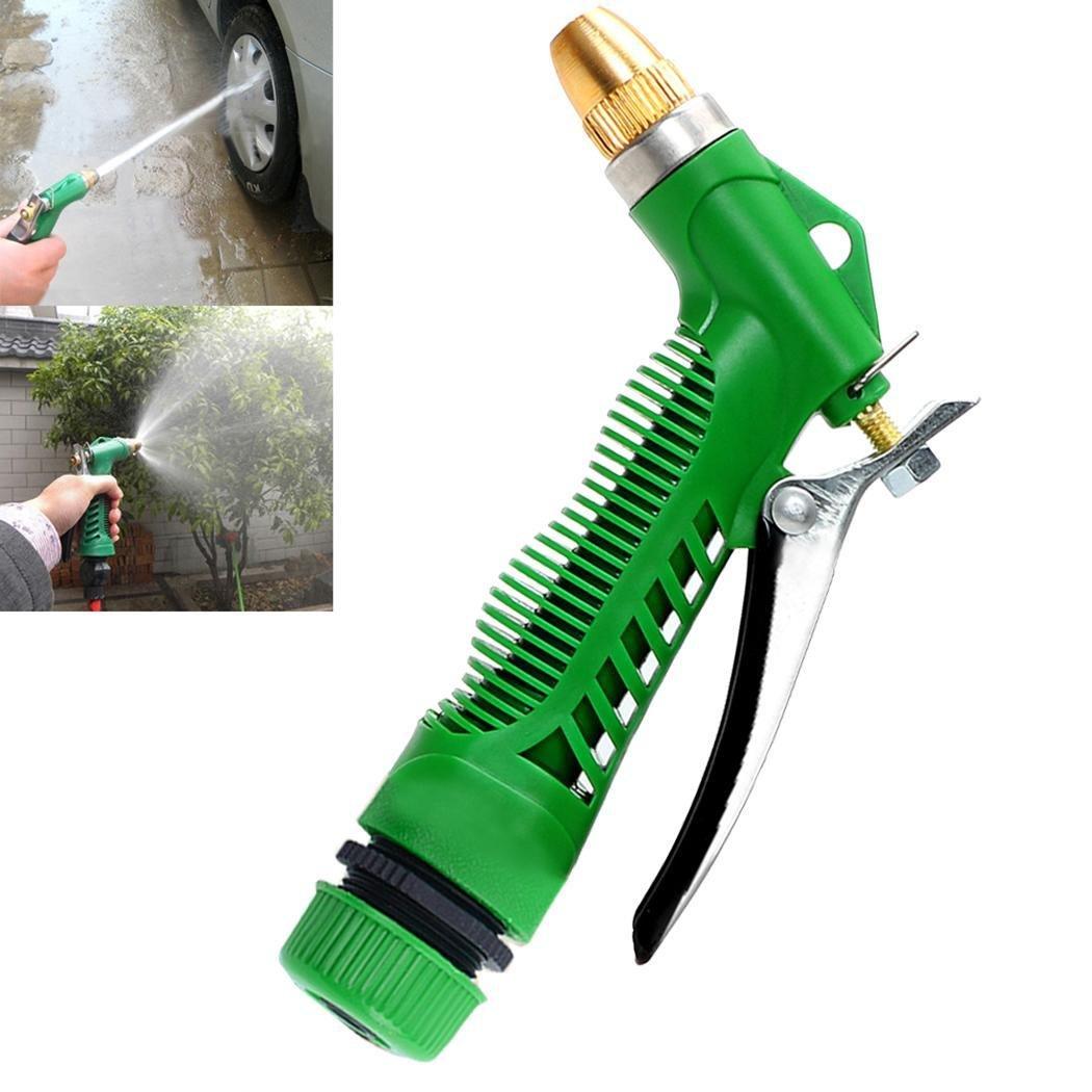 Yiiena Car Wash Water Gun cCar High Pressure Washer Water Gun Adjustable Garden Hose Water Sprayer Gun