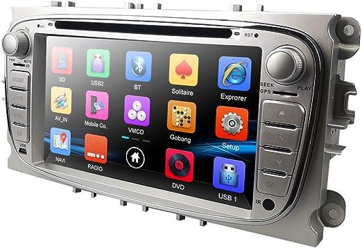 Hizpo Doppel Din Autoradio Autoradio In Dash Headunit Elektronik