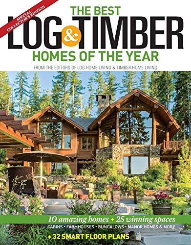 Magazines : Timber Home Living