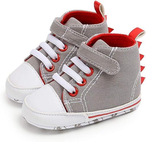 Infant Canvas Shoes Trainers Soft Sole