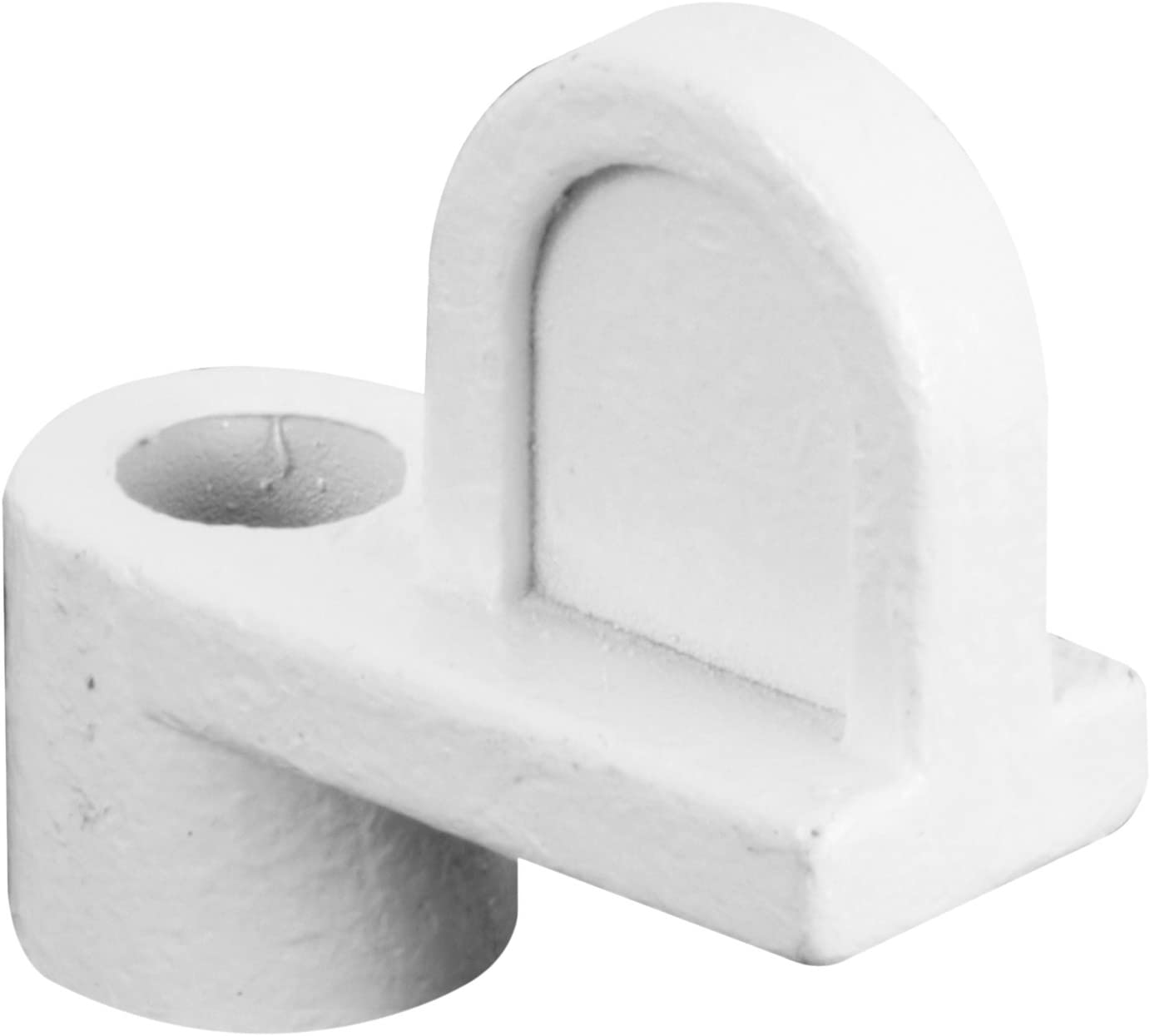Diecast White Pack of 12 Prime-Line Products PL 7884 Screen Clips with Screws 1//8